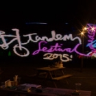 """Tandem Festival LED wand June 2015 • <a style=""""font-size:0.8em;"""" href=""""http://www.flickr.com/photos/61377761@N00/19267745091/"""" target=""""_blank"""">View on Flickr</a>"""