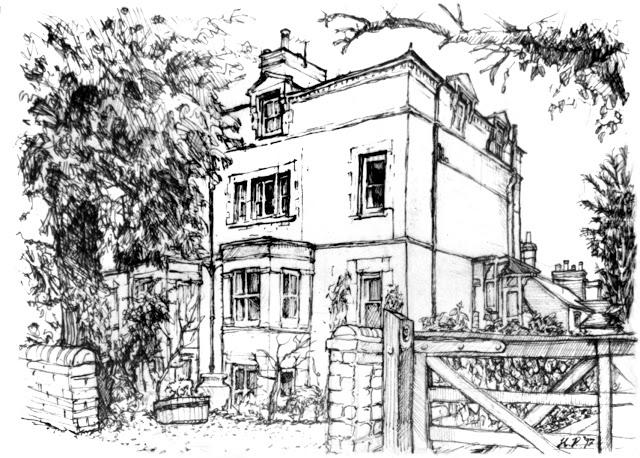 Warnborough Road, Oxford
