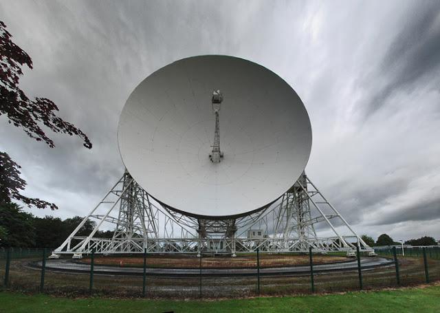 Lovell Telescope, Jodrell Bank, Chester