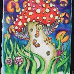 It's mushroom season