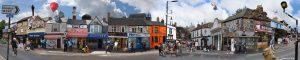 Hugh Pryor's Cowley Road Collage