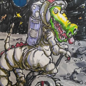 moon-crocodile-on-segway