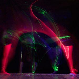 Laser Line UV Ruskin Oxford workshop Hugh Pryor
