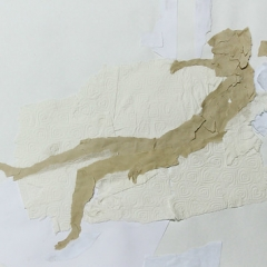 "male nude in paper • <a style=""font-size:0.8em;"" href=""http://www.flickr.com/photos/61377761@N00/13625755323/"" target=""_blank"">View on Flickr</a>"