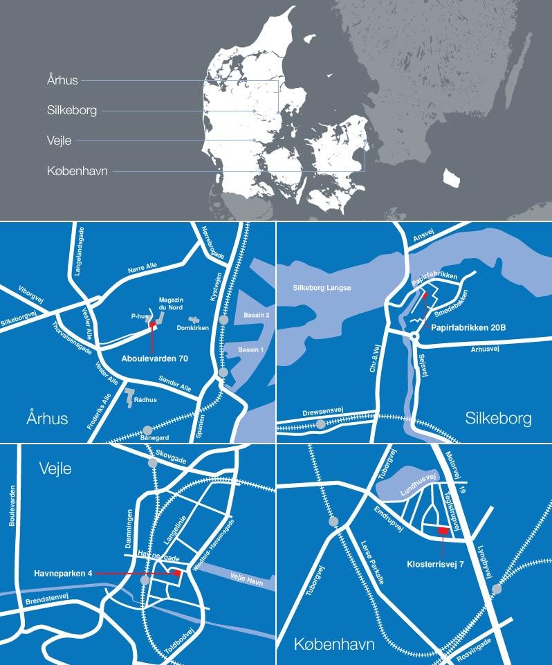 Soren-Jensen-Maps