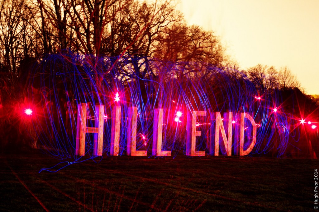 Hill End Colour-screen