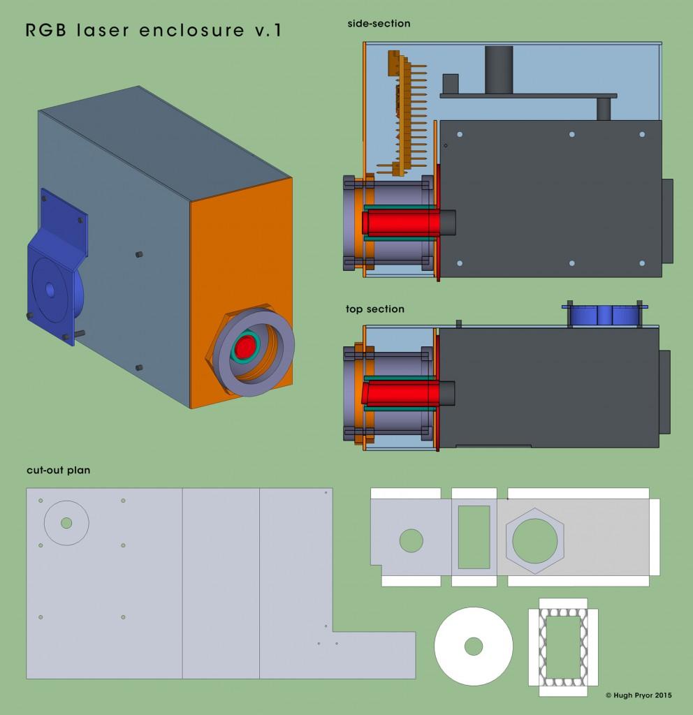 rgb-laser-module-4-views