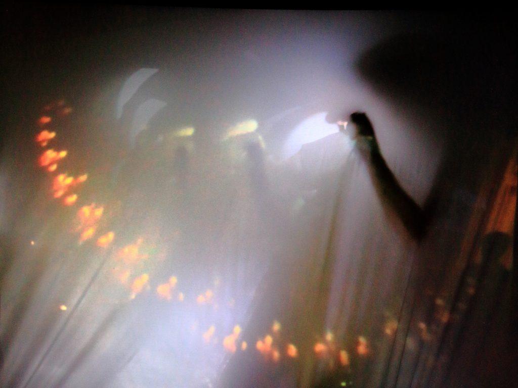 Video Fractal Performance Art by Hugh Pryor Artist
